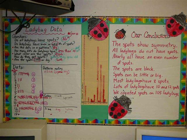 Graphing Bulletin Boards